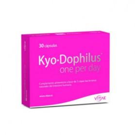 VITAE KYO-DOPHILUS ONE PER DAY DIGESTIONES PESADAS 30 CAPSULAS