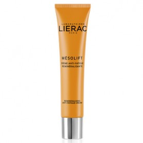 LIERAC MESOLIFT CREMA VITAMINADA ANTIFATIGA REMINERALIZANTE 40 ML