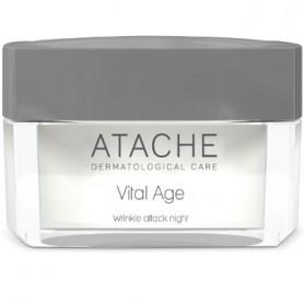ATACHE VITAL AGE WRINKLE ATTACK NIGHT CREMA ANTIEDAD INTENSIVA 50 ML