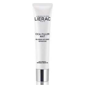 LIERAC CICA-FILLER CREMA GEL ANTIARRUGAS PIEL MIXTA 40 ML