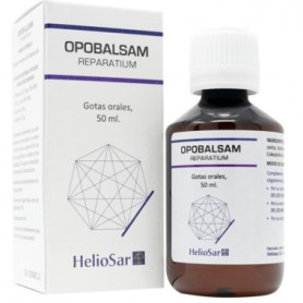HELIOSAR OPOBALSAM REPARATIUM GOTAS 50ML HELIOSAR