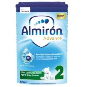 ALMIRON 2 ADVANCE CON PRONUTRA 800G FARMACIAMANZANO
