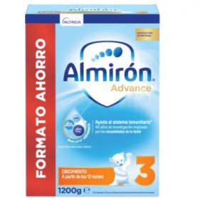 ALMIRON 3 ADVANCE+ PRONUTRA 3 +12 MESES POLVO 1200 G