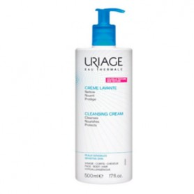 URIAGE CREMA LAVANTE HIDRATANTE 500 ML