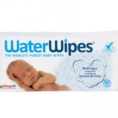 WATERWIPES TOALLITAS BEBE 4X60 UNDADES