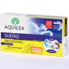 AQUILEA SUEÑO MELATONINA 1,95 MG 60 COMPRIMIDOS
