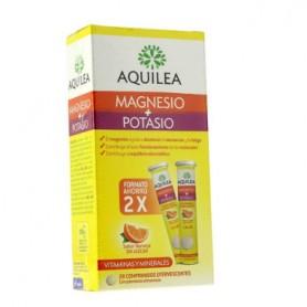 AQUILEA MAGNESIO+POTASIO 2X14 COMPRIMIDOS DUPLO