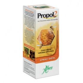 ABOCA PROPOL 2 EMF FORTE ORAL SPRAY ACEITE ESENCIAL LIMON 30 ML