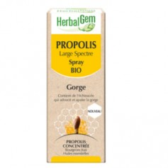 HERBALGEM PROPOLEO BIO SPRAY BUCAL 15 ML ADULTO