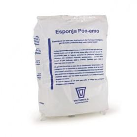 PON-EMO COLAGENO ESPONJA 1 SOLO USO 24 UNIDADES