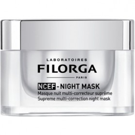 FILORGA NCEF-NIGHT MASK MASCARILLA DE NOCHE MULTICORRECCION 50 ML