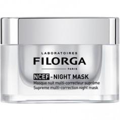 FILORGA NCEF-NIGHT MASK MASCARILLA DE NOCHE MULTICORRECCION 50 ML