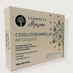BE NICE C EVOLUTION AMPOLLAS ANTIOXIDANTES 5 AMPOLLAS