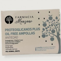 BE NICE PROTEOGLICANOS PLUS OIL-FREE NORMAL/MIXTA 5 AMPOLLAS