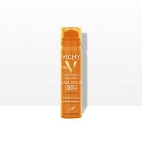VICHY IDEAL SOLEIL SPF 50 BRUMA FACIAL EFECTO FRESCOR 75ML