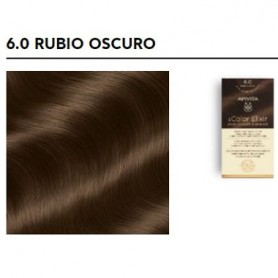 APIVITA COLOR ELIXIR TINTE PERMANENTE 6.0 DARK BLOND RUBIO OSCURO