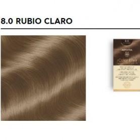 APIVITA COLOR ELIXIR TINTE PERMANENTE NATURAL 8.0 RUBIO CLARO LIGHT BLONDE