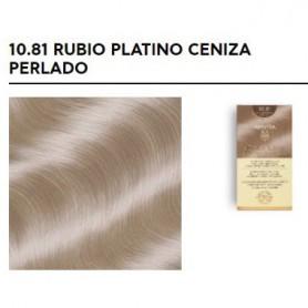 APIVITA COLOR ELIXIR TINTE PERMANENTE 10.81 RUBIO PLATINO CENIZA PERLADO