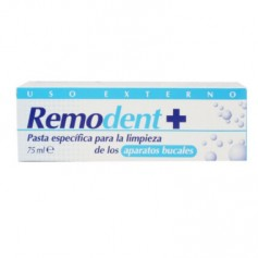 REMODENT PLUS PASTA PROTESIS 75ML