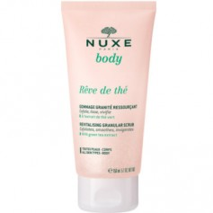 NUXE REVE DE THE EXFOLIANTE GRANULADO CORPORAL REVITALIZANTE 150 ML