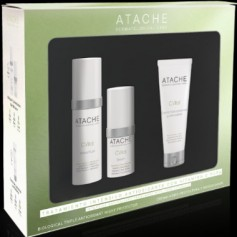 ATACHE PACK C VITAL ACTIVE FLUID 30 ML+SERUM 15 ML+CREMA ANTIOXIDANTE 50 ML
