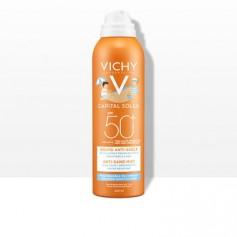 VICHY CAPITAL SOLEIL NIÑOS SPF50+ BRUMA ANTIARENA 200 ML