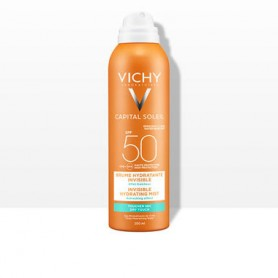 VICHY CAPITAL SOLEIL SPF 50 BRUMA HIDRATANTE INVISIBLE 200 ML
