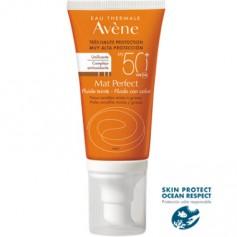 AVENE SOLAR MAT PERFECT 50+ FLUIDO CON COLOR 50 ML