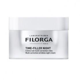 FILORGA TIME-FILLER NIGHT CREMA ANTIARRUGAS MULTI CORRECCION 50 ML