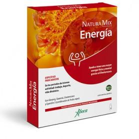 ABOCA NATURA MIX ENERGIA CON ELEUTEROCOCO10 FRASCOS