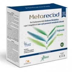 ABOCA METARECORD COLESTEROL GLUCEMIA SINDROME METABOLICO 40 SOBRES