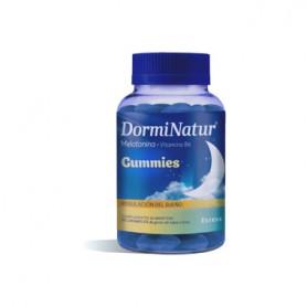 DORMINATUR MELATONINA Y VITAMINA B6 50 GUMMIES