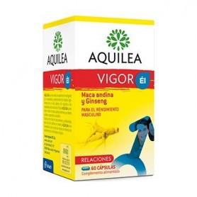 AQUILEA VIGOR ÉL MACA ANDINA Y GINSENG PARA EL RENDIMIENTO MASCULINO 60 CAPSULAS
