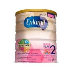 ENFAMIL (ENFALAC) 2 PREMIUM NUTRITOTAL 800 G FARMACIAMANZANO
