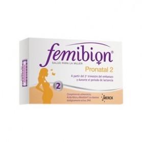 FEMIBION PRONATAL 2X30 EMBARAZO Y LACTANCIA COMPRIMIDOS
