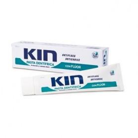 KIN PASTA DENTIFRICA FLUOR 125 ML