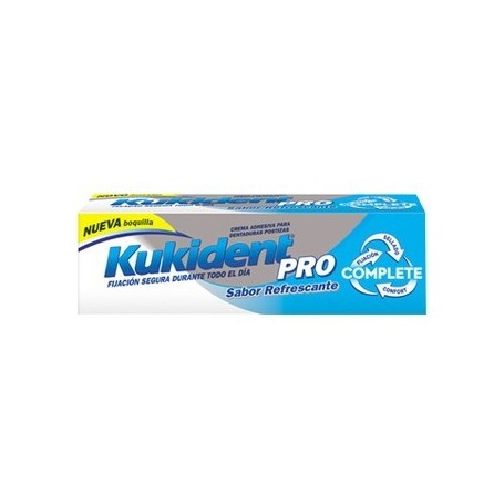 KUKIDENT PRO COMPLETE REFRESCANTE 47GR.