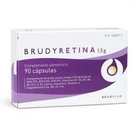 BRUDY RETINA 1,5GR. 90 CAPSULAS GELATINA