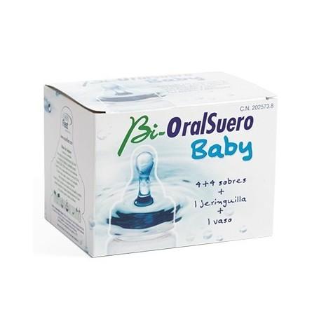 BI ORALSUERO BABY SOBRES 4+4
