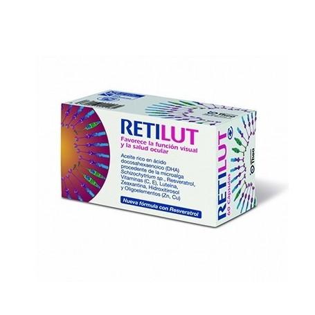 RETILUT FUNCION VISUAL Y SALUD OCULAR 60 CAPSULAS