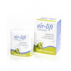 AIR-LIFT CAPSULAS PARA ELIMINAR EL MAL ALIENTO 40 CAPSULAS