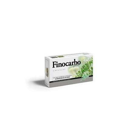 ABOCA FINOCARBO PLUS 20 CAPSULAS