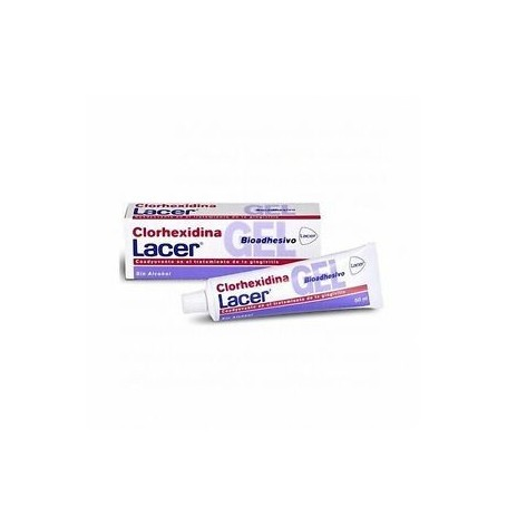 LACER CLORHEXIDINA GEL 50 ML