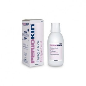 PERIO KIN ENJUAGUE BUCAL 250 ML.