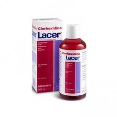 LACER CLORHEXIDINA COLUTORIO 500 ML