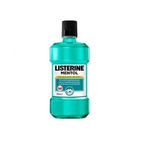 LISTERINE COLUTORIO MENTOL 500 ML