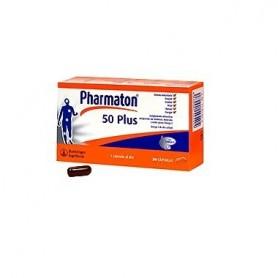 PHARMATON 50 PLUS (CORACTIVE) 60 CAPSULAS