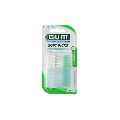 GUM CEPILLO INTERDENTAL SOFT PICKS 634 GRANDE