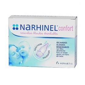 NARHINEL CONFORT RECAMBIO 15+5 UDS.