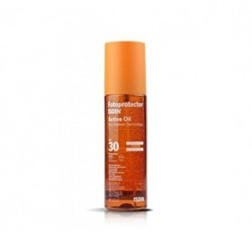 FOTOPROTECTOR SOLAR ISDIN ACTIVE OIL SPF 30 200 ML